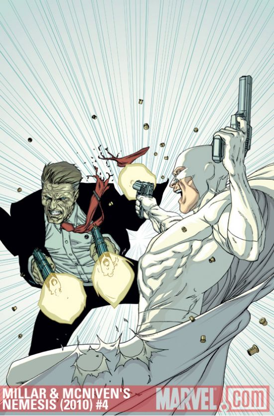 Millar & Mcniven's Nemesis (2010) #4