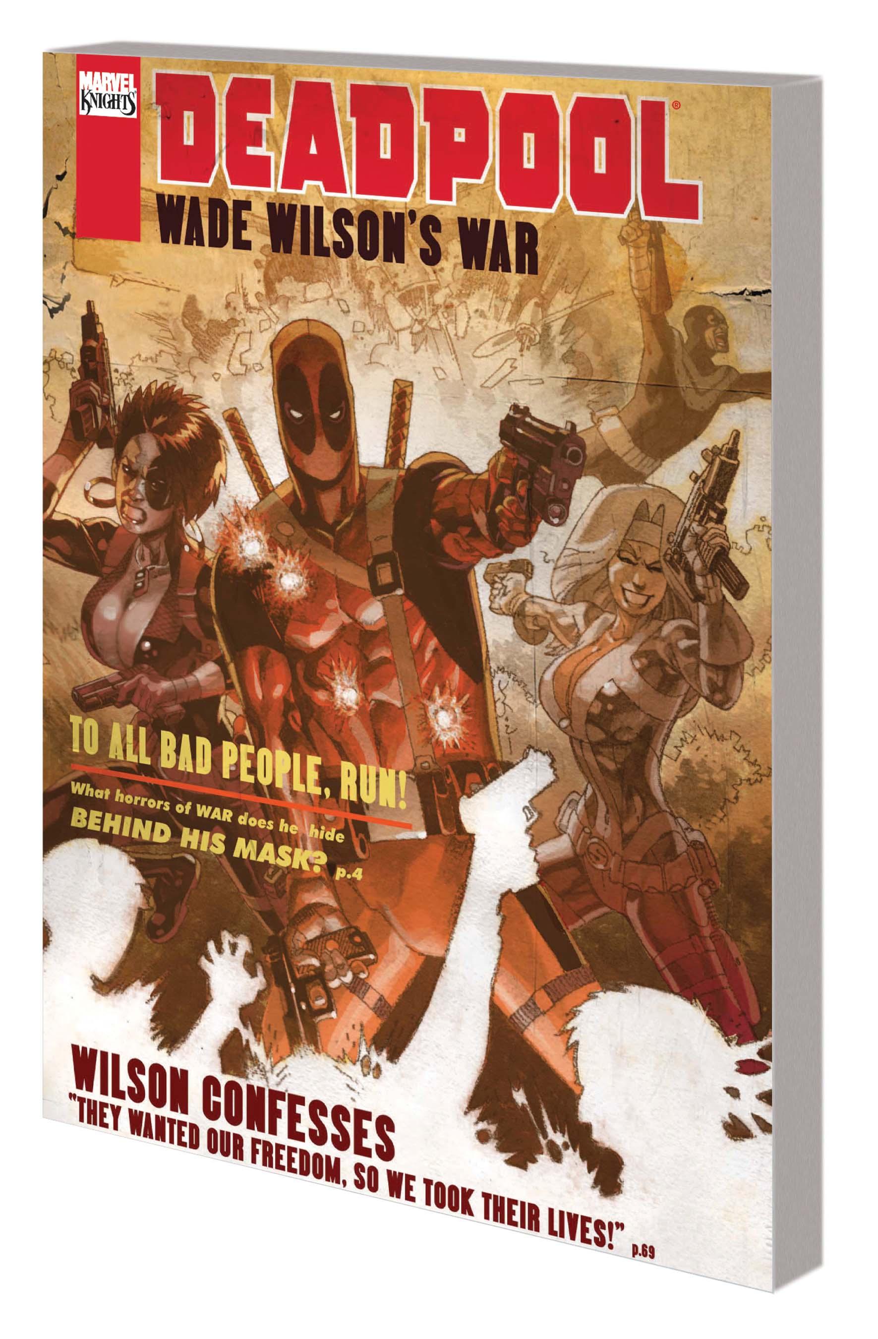 Deadpool: Wade Wilson's War (Trade Paperback)