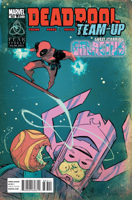 Deadpool Team-Up (2009) #883 (Variant)