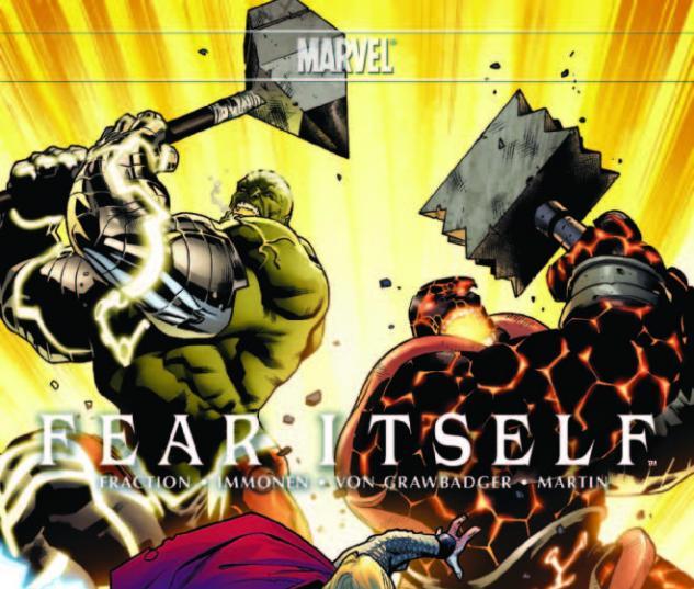 Fear Itself (2010) #5, Immonen Variant