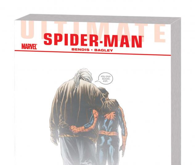 Ultimate Comics Spider-Man Vol. 4: Death of Spider-Man TPB