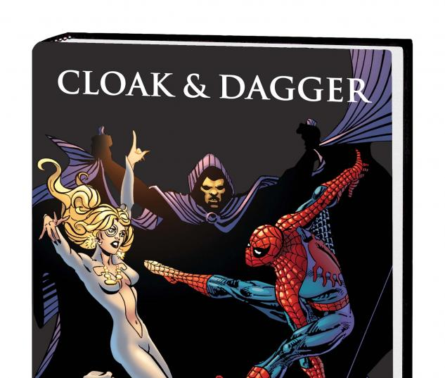 CLOAK & DAGGER: CRIME AND PUNISHMENT PREMIERE HC VARIANT (DM ONLY)