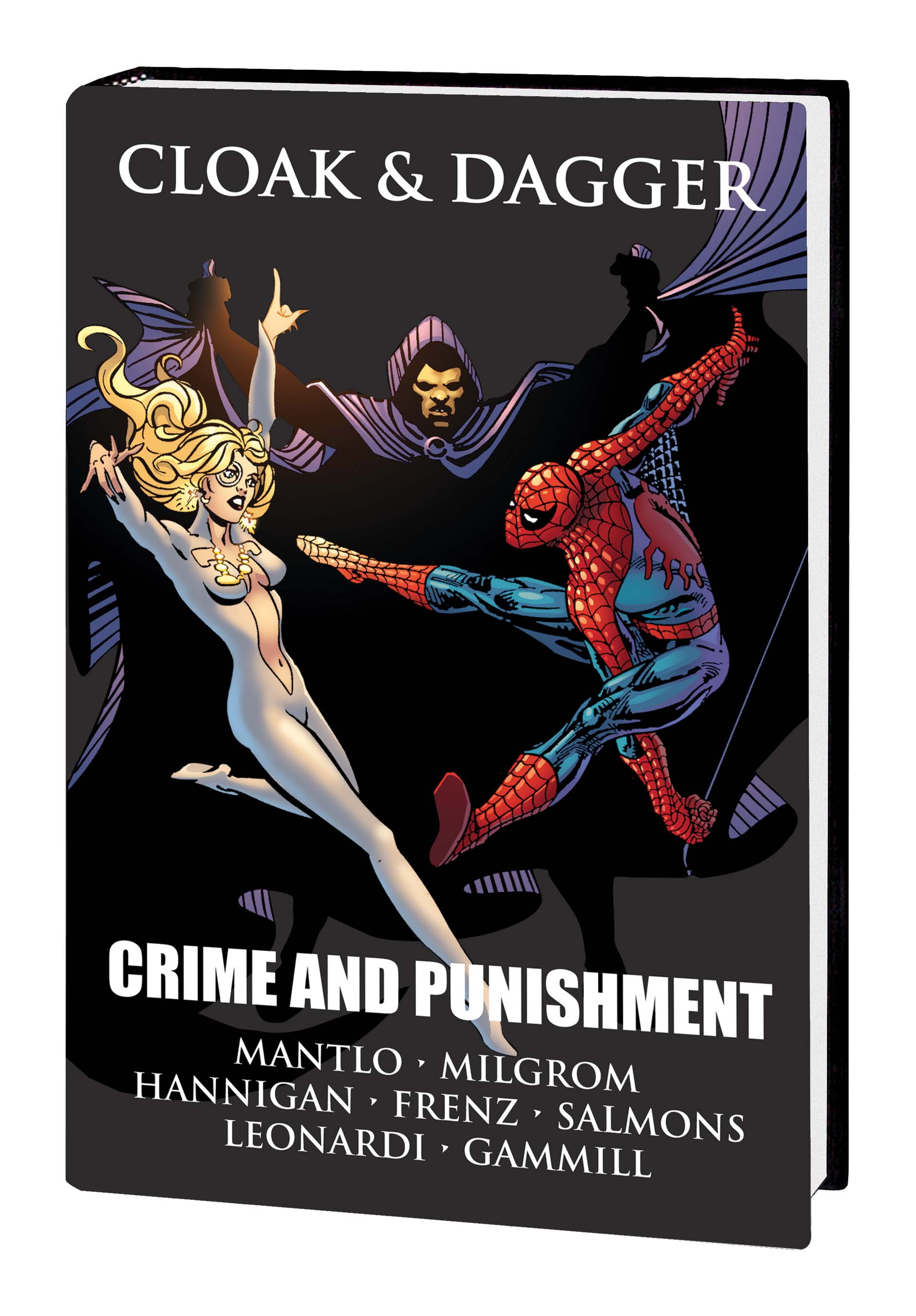 Cloak & Dagger: Crime and Punishment (Hardcover)