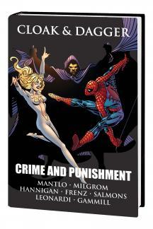 Cloak & Dagger: Crime and Punishment (Hardcover)