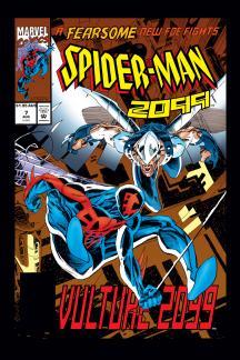Spider-Man 2099 (1992) #7