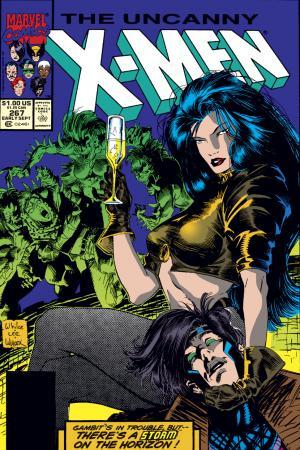 Uncanny X-Men (1963) #267