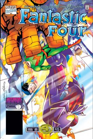 Fantastic Four #415