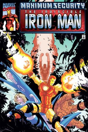 Iron Man #35