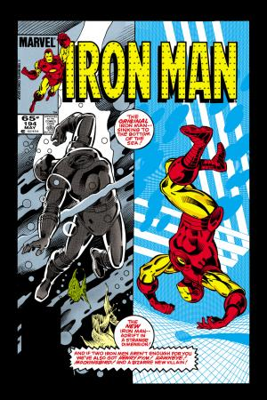 Iron Man #194