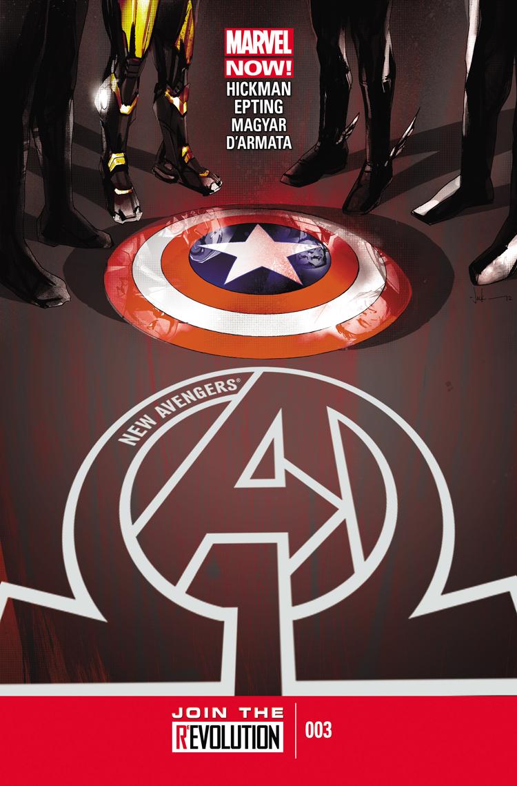 New Avengers (2013) #3