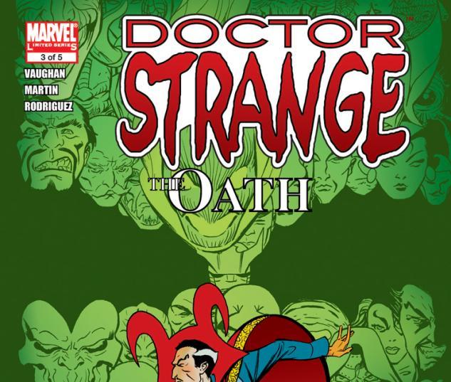 Dr. Strange: The Oath #3