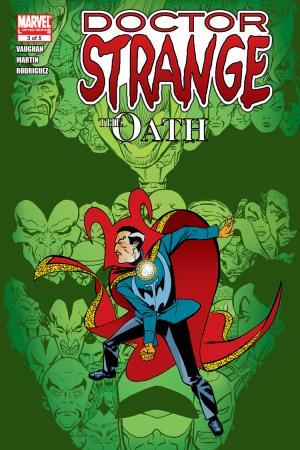Doctor Strange: The Oath #3