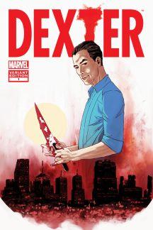 Dexter (2013) #1 (Talajic Variant)