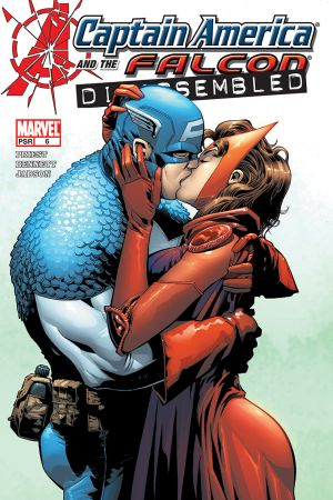 Captain America & the Falcon (2004) #6