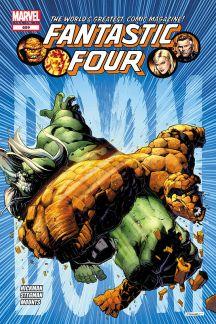 Fantastic Four #609