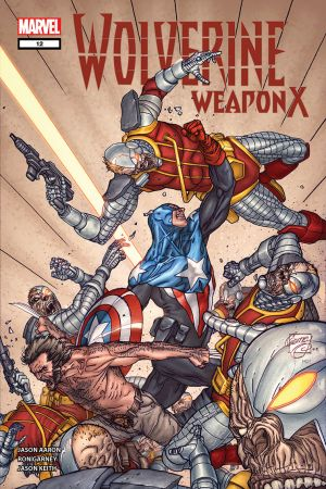 Wolverine Weapon X #12