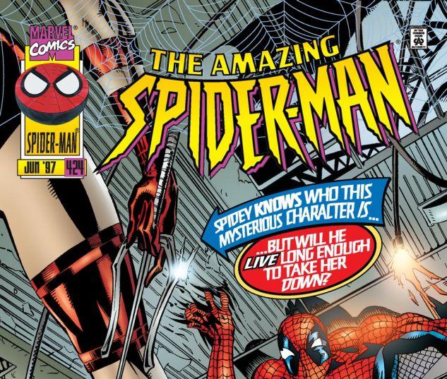 Amazing Spider-Man (1963) #424 Cover