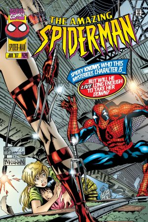 The Amazing Spider-Man #424