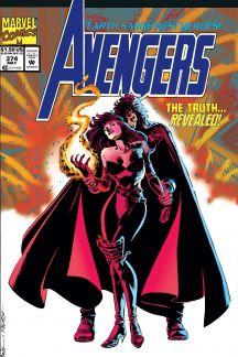 Avengers (1963) #374