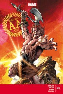 Avengers Arena (2012) #15