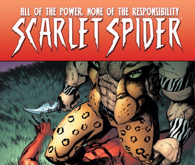 SCARLET SPIDER 22