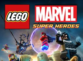 The villains poster for LEGO Marvel Super Heroes