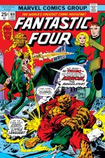 Fantastic Four (1961) #160 cover