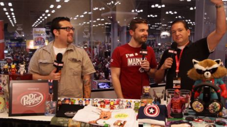 NYCC 2013: Frank Tieri Interview