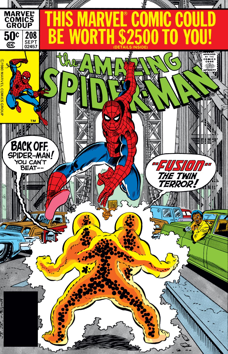 The Amazing Spider-Man (1963) #208