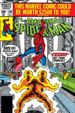 The Amazing Spider-Man #208