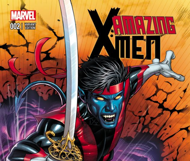 AMAZING X-MEN 2 KEOWN VARIANT (WITH DIGITAL CODE)