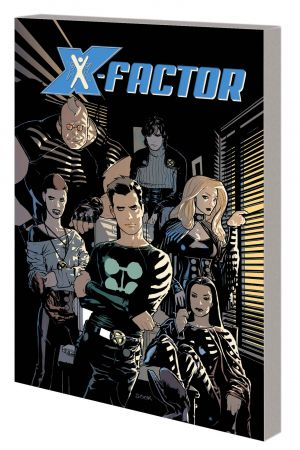 X-Factor by Peter David: The Complete Collection (Trade Paperback)