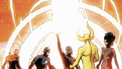 Marvel AR: Avengers #18 Cover Recap