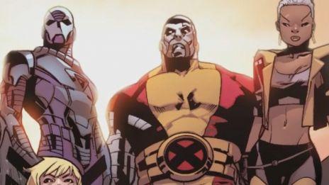 Marvel AR: X-Men #6 Battle of the Atom Recap