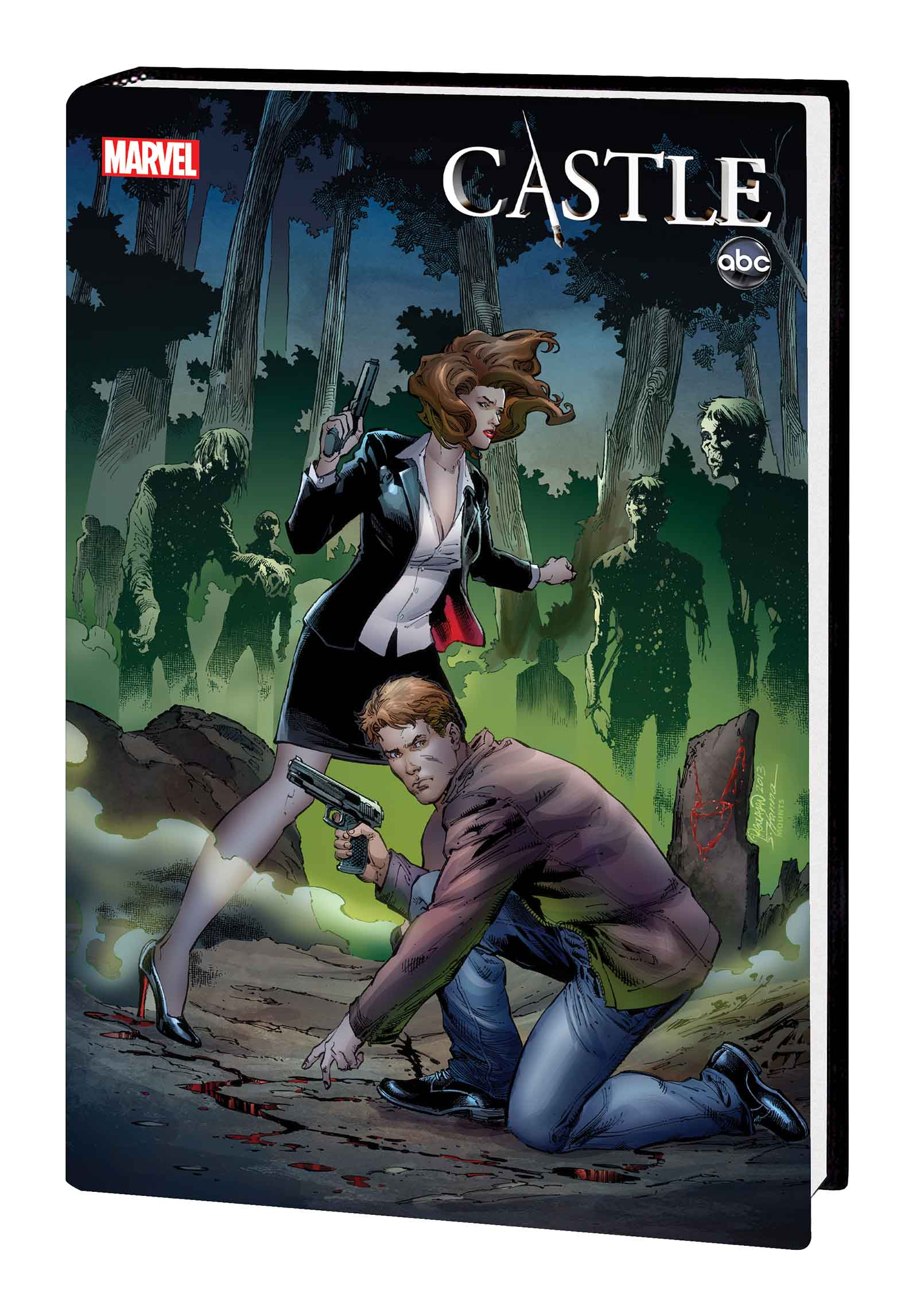 Castle: Unholy Storm (Hardcover)