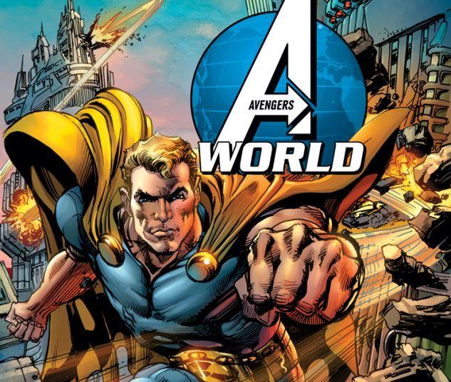 Avengers World (2014) #6