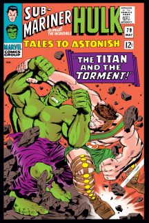 Tales to Astonish #79