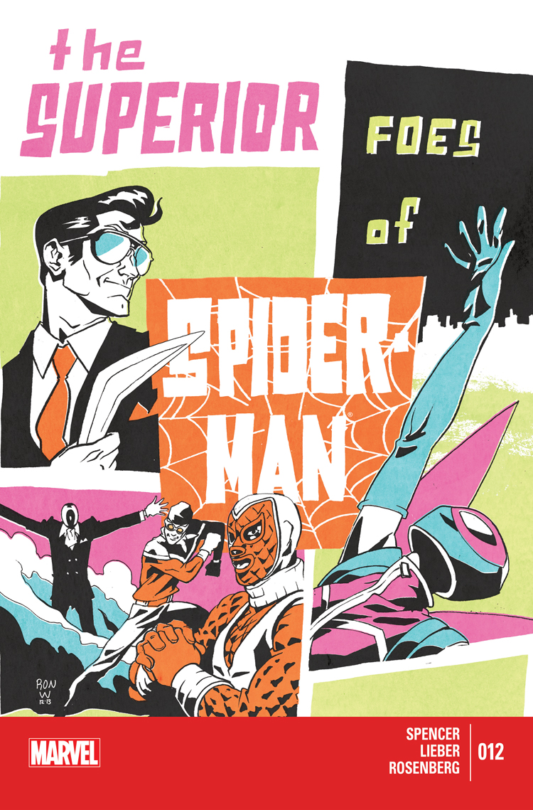 The Superior Foes of Spider-Man (2013) #12