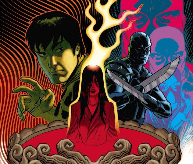 Deadly Hands of Kung Fu (2014) #4