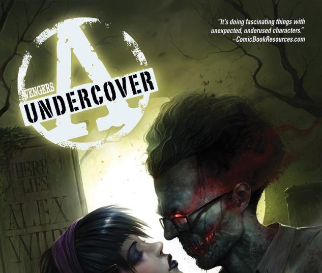 AVENGERS UNDERCOVER 7 (ANMN)