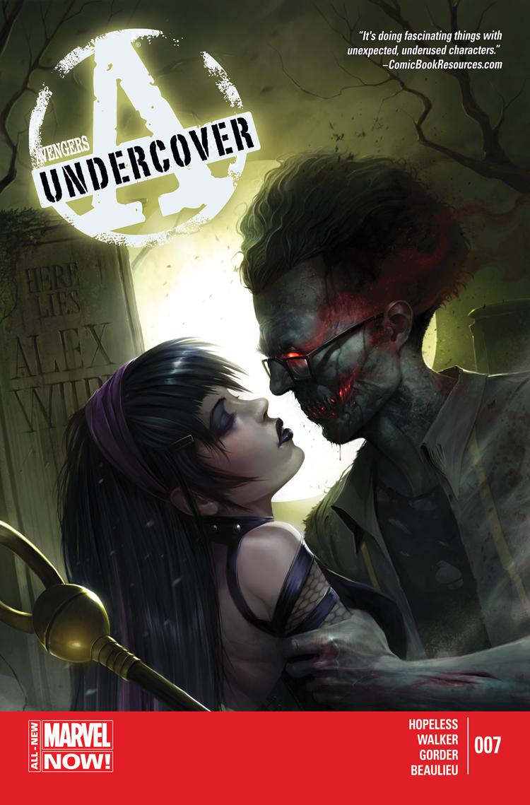 Avengers Undercover (2014) #7