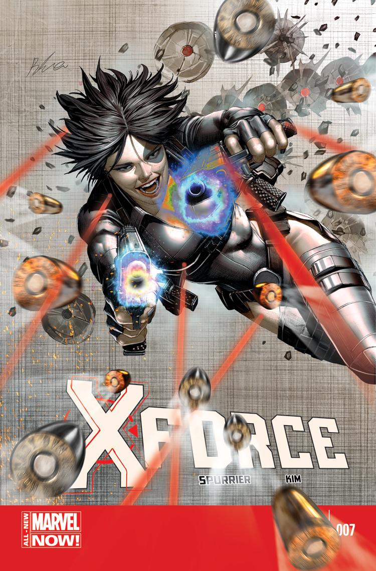 X-Force (2014) #7