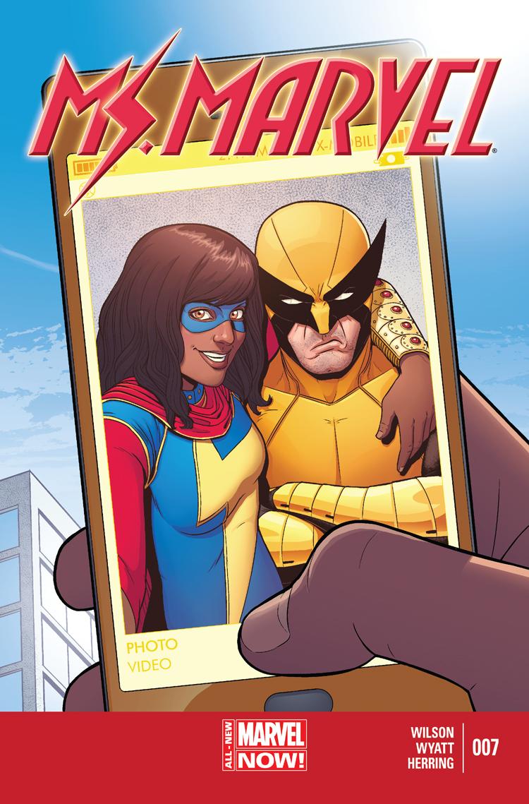 Ms. Marvel (2014) #7