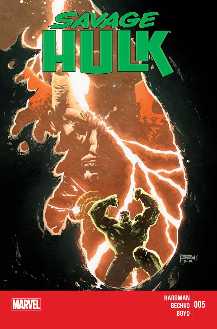 Savage Hulk (2014) #5