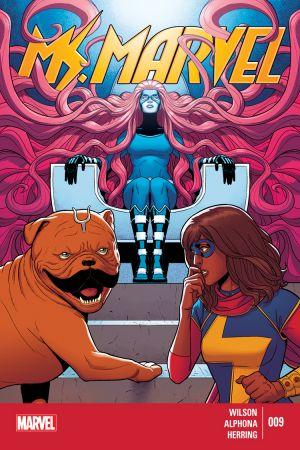 Ms. Marvel (2014) #9