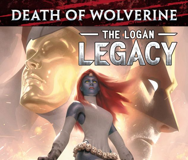 DEATH OF WOLVERINE: THE LOGAN LEGACY 6 (WITH DIGITAL CODE)