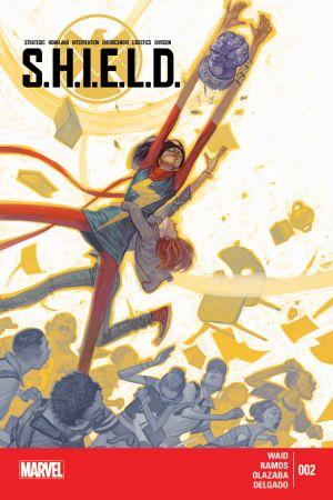 S.H.I.E.L.D. (2014) #2