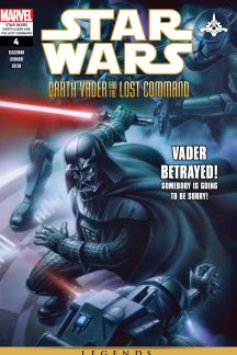 Star Wars: Darth Vader And The Lost Command (2011) #4