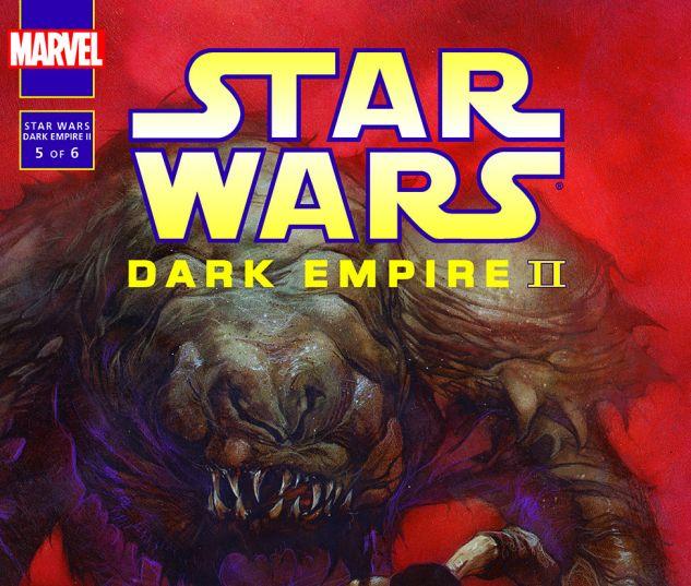 Star Wars: Dark Empire II (1994) #5