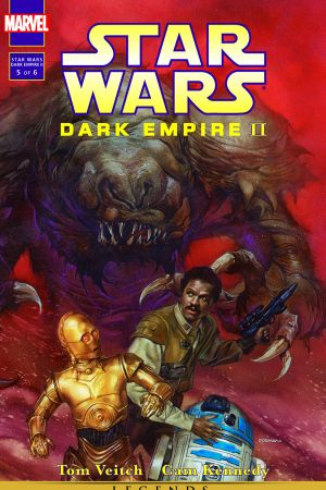 Star Wars: Dark Empire II #5